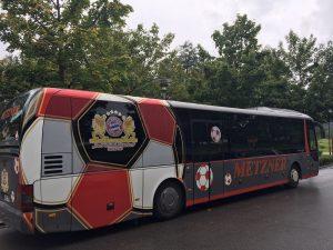Vereinsbus Red United Altendorf
